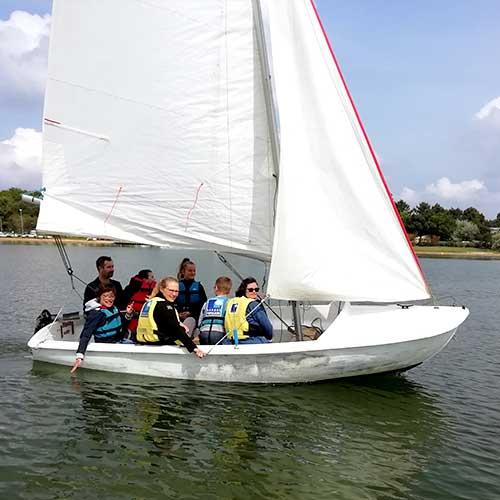 Activités nautiques pour les groupes médico-social