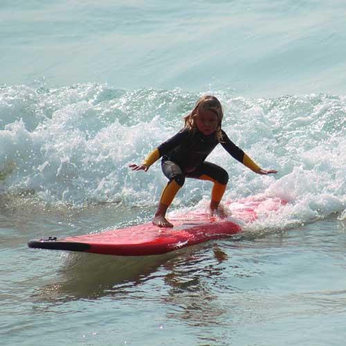 Ecole de surf à St Hilaire en Vendée